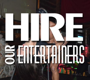 HIre Our Entertainers - The Men Show